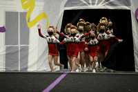 SYCYC Competition Cheerleading-Braves