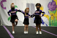 Rockstar Cheer  Chambersburg-The Wonder Years