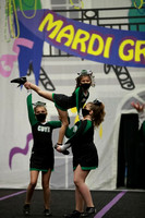 Central Dauphin Youth Rams Cheerleading-Ozzies