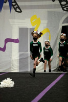 Central Dauphin Youth Rams Cheerleading-Rubies