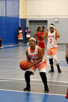 court 4  - 2 pm - 9th grade girls-Lady Rens vs The Future - part 2