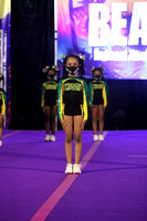 Cougars Competitive Cheer-Little Paws