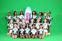 Cheer Extreme All Stars- Waldorf-Blackout